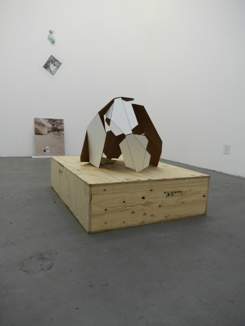 Katrin Hornek A Sculpture Meant To Be Lived On